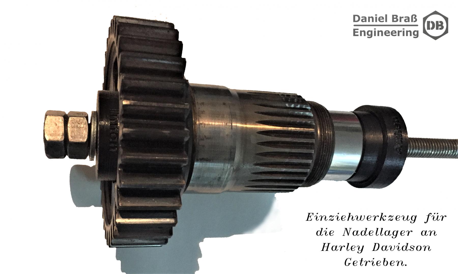 Spezialwerkzeug für Harley Davidson